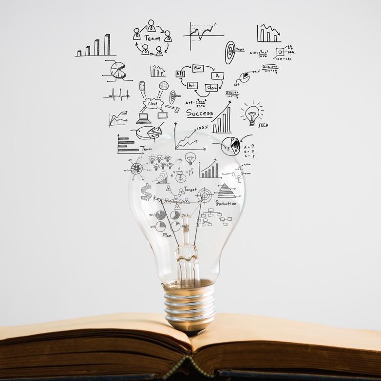 research light bulb